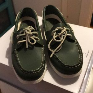 Sperry Top Siders!